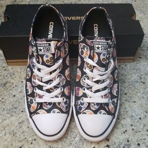 Converse Size 9 Day Of The Dead